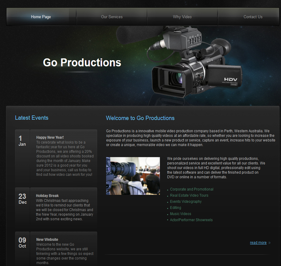 Go Productions