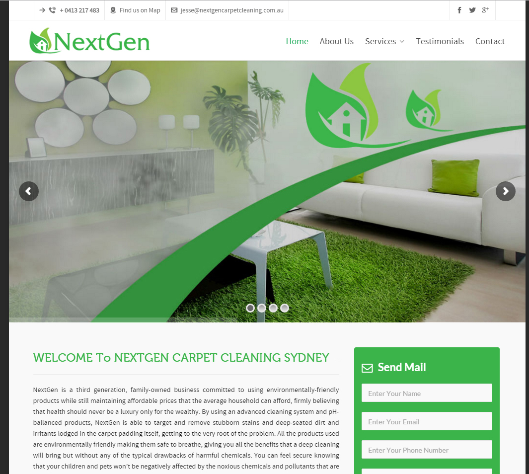 nextgen carpet cleaning